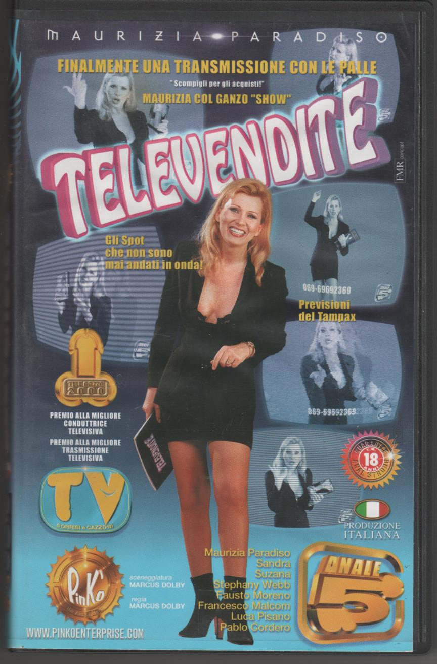 TELEVENDITE con Maurizia Paradiso