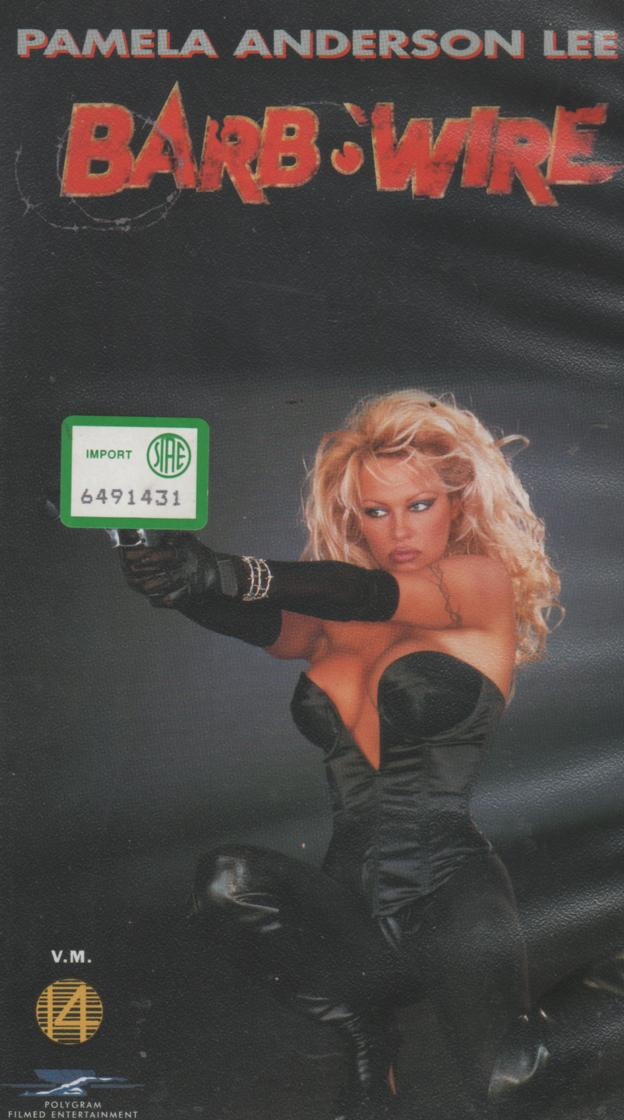 BARB WIRE  con Pamela Anderson