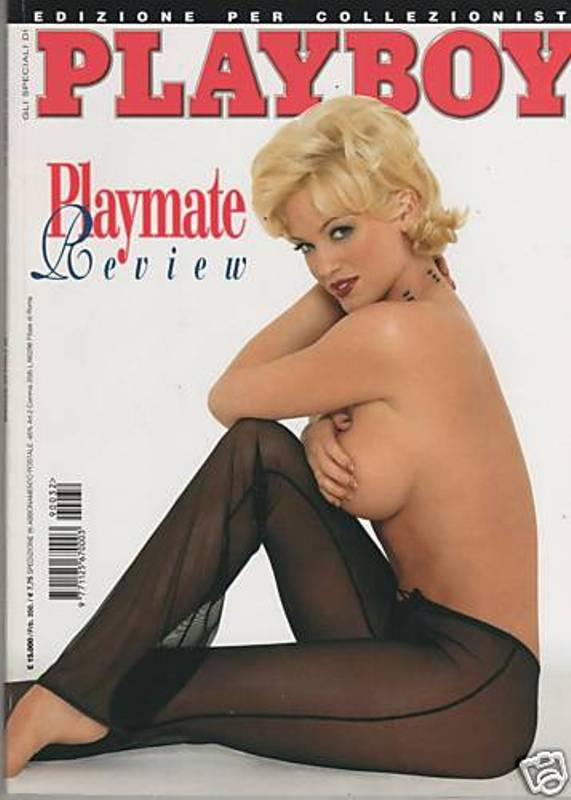 gli speciali di PLAYBOY n. 32 - playmate review 1999